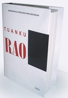 Buku Sejarah Tuanku Rao :Terbitan LKiSImage by Makmur Effendi