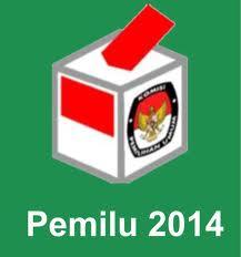 logo pemilu 2014